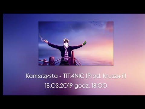 """ODLICZANIE DO NOWEGO KAWAŁKA KAMERZYSTY """"Titanic""""! #live #lordkruszwil #kamerzysta #presitż #rap"""