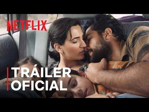 Desplazados | Tráiler oficial | Netflix