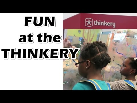 Fun at the Thinkery; Creating Paper Circuits  January 2nd   DNVlogsLife
