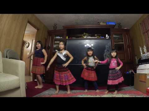 Hmoob Cov Originals First Dance Practice!