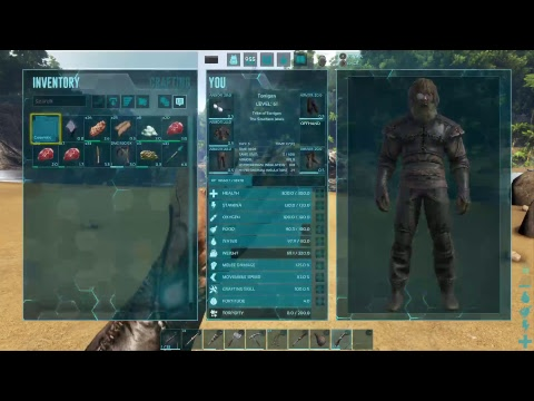 ARK Survival Evolved - Single Player Learning The Game