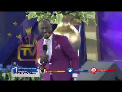 """""""Your Life Is a Message"""" - Apostle Suleman Speaks thumbnail"""