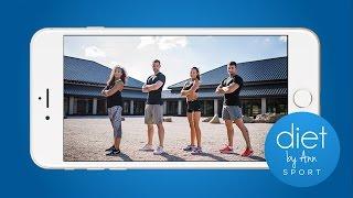 Dieta dla sportowców. Pierwsza w Polsce dieta dla aktywnych: Aplikacja Diet by Ann Anna Lewandowski