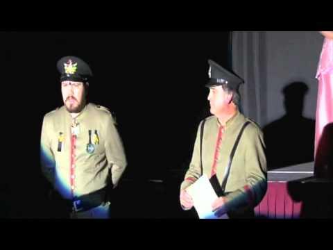 """""""Noche de Paz"""" - Primer Acto: El Recital"""