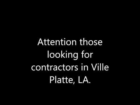 Ville Platte Contracting