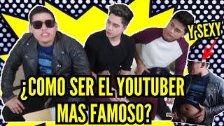 TUTORIAL DE COMO SER UN YOUTUBER FAMOSO / ELSUPERTRUCHA