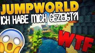 ICH HABE MICH IM LIVESTREAM GEZEIGT?! - JUMPWORLD | GAMERSTIME thumbnail