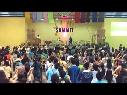 2014 Philippine Society of Youth Science Clubs Summit NSCM Dance