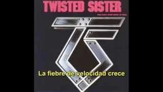 Twisted Sister - Ride To Live, Live To Ride (Subtitulado al Español)