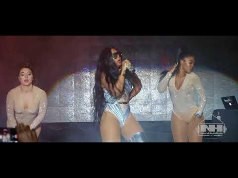 Ashanti : Live Performance At Beats By The Bay 2017