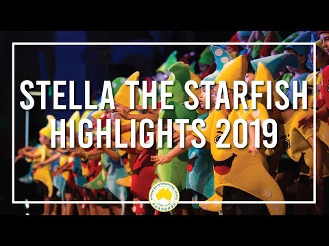 Early Childhood Musical | Stella The Starfish Highlights