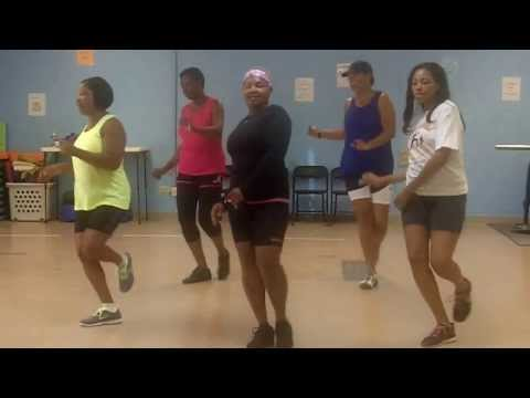 Wifey line dance  New Orleans, LA