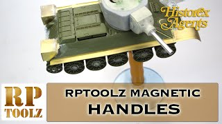 RPToolz Magnetic Handles and Figure Handle