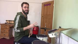 Drum Kit with Riccardo Castellani