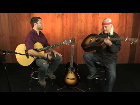 Bedell Guitars Coffeehouse Series Demo with Tom Bedell