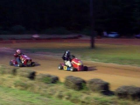 Mower Racing, Carbon Hill Al. 6/21/14