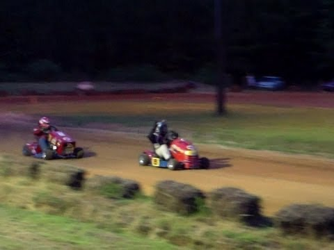 Mower Racing, Carbon Hill Al. 6/21/14