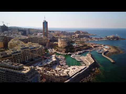 Malta by Drone