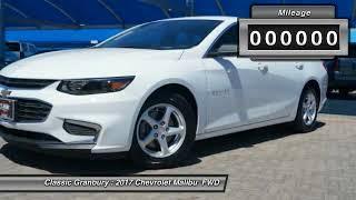 2017 Chevrolet Malibu Granbury TX, Weatherford TX, Cleburne TX 149007