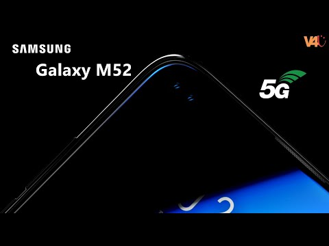 Samsung Galaxy M52 Release Date, 5G, 7500mAh Battery, Camera, Launch Date, Features,Specs,First Look