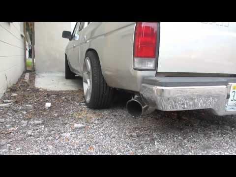 96 Nissan Pickup SR20 part 3/3