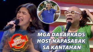 MGA DABARKADS HOST NAPASABAK SA KANTAHAN | Bawal Judgmental | July 8, 2020
