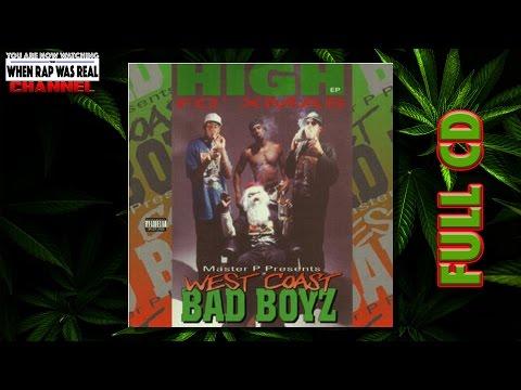 West Coast Bad Boyz - High Fo Xmas [Full Album] CD Quality
