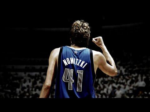 ● Dirk Nowitzki ● Dallas Legend ●