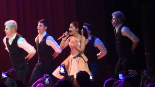 "Ariana Grande - ""Last Dance"" [Donna Summer cover] (Live in San Diego 2-20-12)"