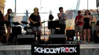 SOR Chicago, Show Team, Cee Lo Green, Forget You, Roscoe Fest 1