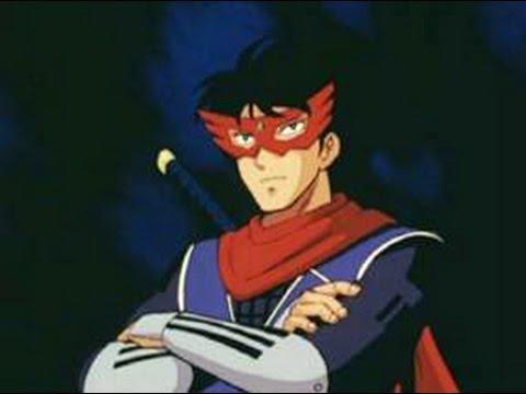 فرسان النينجا  بصوت سامي فيصل  kamen no ninja akakage