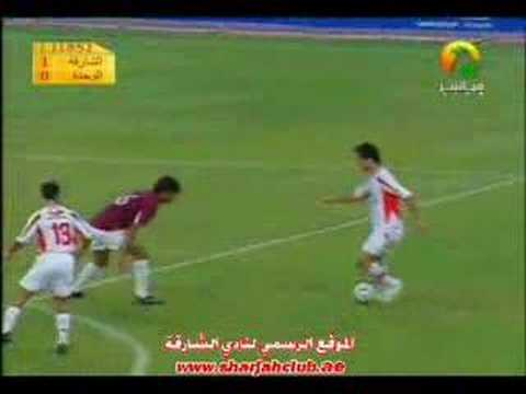 Masoud Shojaie - Sharjah Club