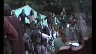 Tribal Voices Campfire Dancing Sept 1997 - (stereo sound)