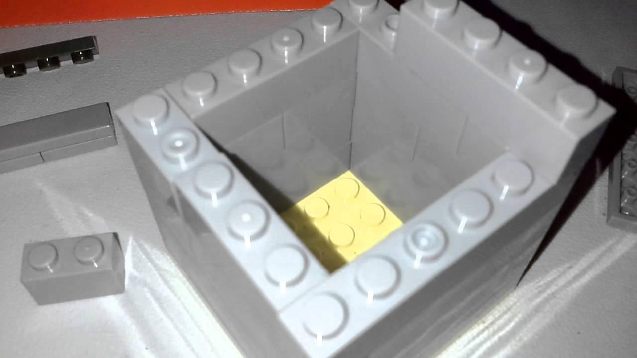 Как сделать лего ловушку из лего