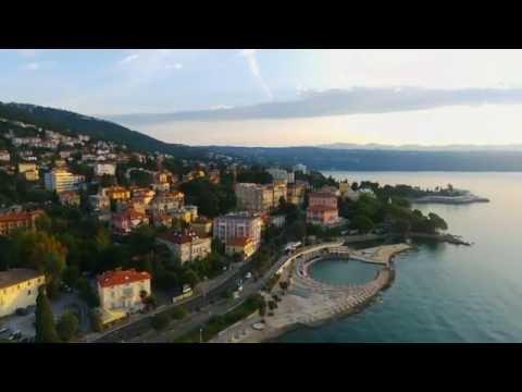 Opatija-Croatia Drone
