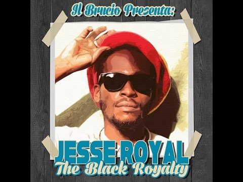 JESSE ROYAL - THE BLACK ROYALTY - mixed by il Brucio (June 2014) FREE DOWNLOAD