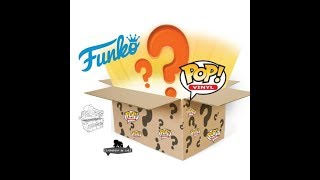 Mystery Funko Pop Unboxing Review From Treasured Icon - £4 a Funko Pop | Guaranteed exclusive