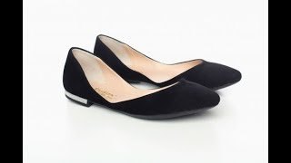 Обзор женских балеток Fashion Footwear 82135 ч