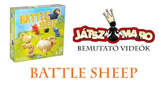 Battle sheep bemutató