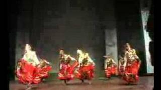 haryanvi group dance