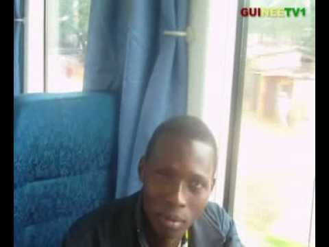 Le Train Conakry Express 01 - Guinée