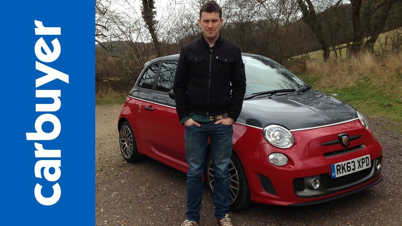 Fiat 500 Abarth hatchback 2014 review - Carbuyer - YouTube
