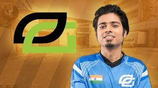 OpTic India Player Caught Cheating On Stage