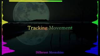 Tracking Movement - Different Moonshine