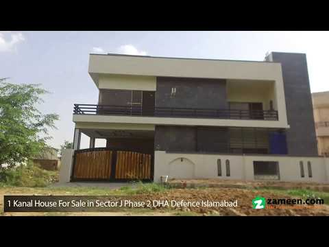 1 KANAL HOUSE FOR RENT IN SECTOR J PHASE 2 DHA ISLAMABAD