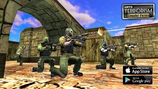 #1 Counter Strike Like CS Go Shooting Game - Anti-Terrorism Counter Forces