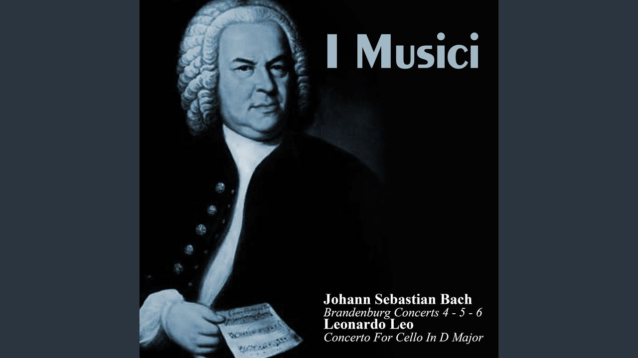 a musical analysis of the brandenburg concertos of johann sebastian bach Johann sebastian bach (31 march [os 21 march] 1685 – 28 july 1750) was a german composer and musician of the baroque period he is known for instrumental compositions such as the brandenburg concertos and the goldberg.