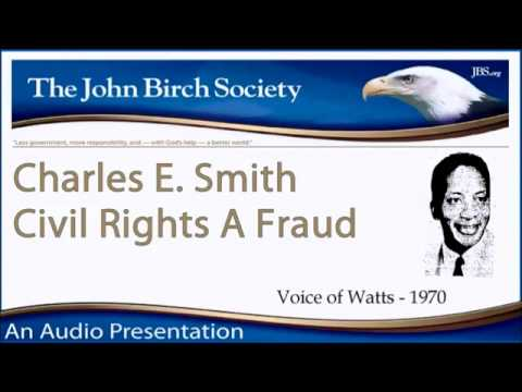 Charlie E. Smith: Civil Rights Movement a Fraud (1970)