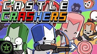 THE PRINCESS LOVES ME! - Castle Crashers | Let's Play