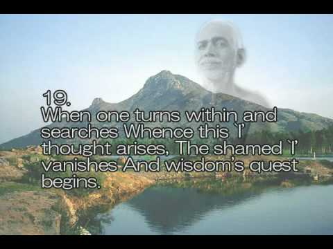 who am i ramana maharshi english pdf